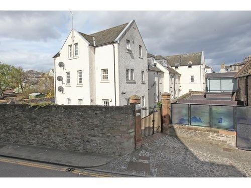 Thumbnail Flat to rent in Blackfriars Mews, Blackfriars Wynd, Perth