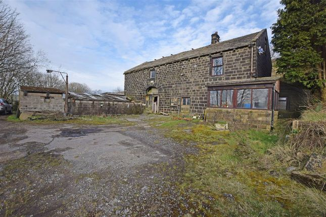 Thumbnail Farmhouse for sale in Off London Road, Todmorden