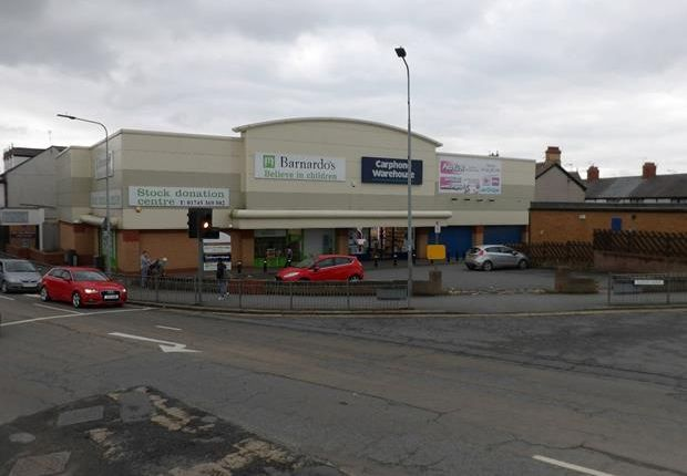 Thumbnail Retail premises to let in Unit 2B, Vale Road/Marsh Road, Rhyl