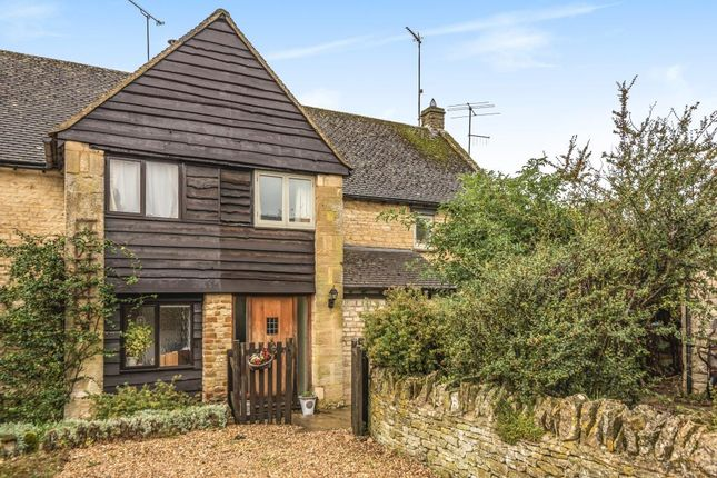 Thumbnail Semi-detached house for sale in Kingham, Chipping Norton, Oxfordshire