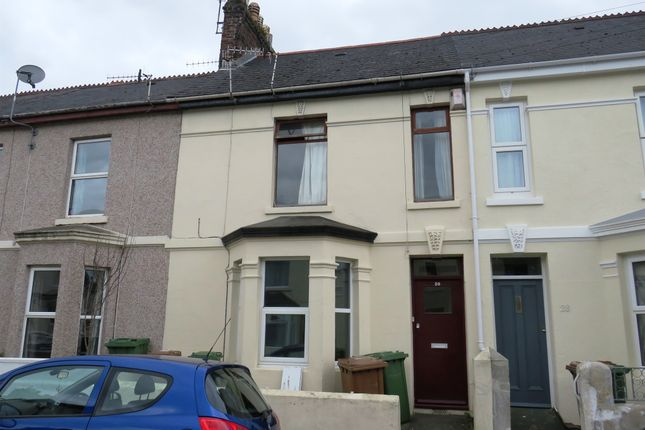 Thumbnail Flat for sale in Julian Street, Cattedown, Plymouth