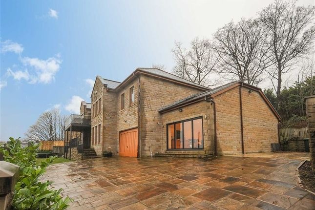 Thumbnail Detached house for sale in Worswick Green, Rawtenstall, Rossendale