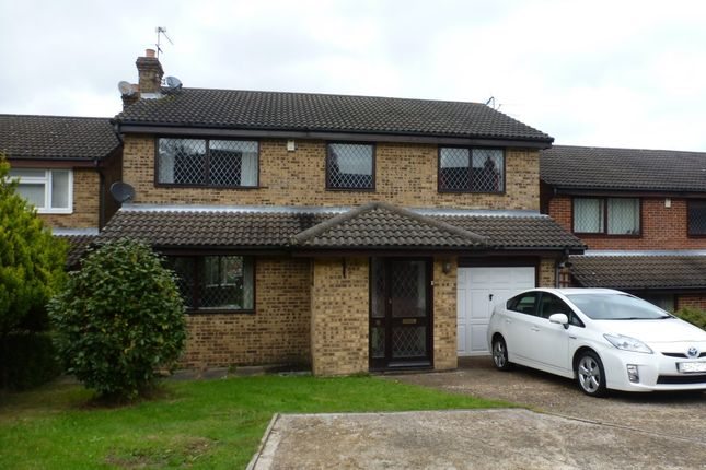 Thumbnail Detached house to rent in Surrenden Rise, Pease Pottage, Crawley