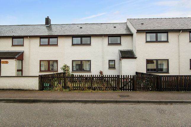 Thumbnail Terraced house for sale in Glen Nevis Road, Caol, Fort William, Inverness-Shire, Highland