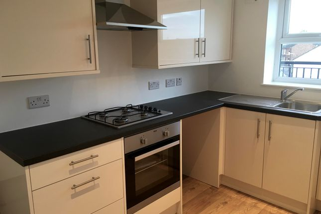Thumbnail Flat to rent in Westgate Court, West Street, Dunstable