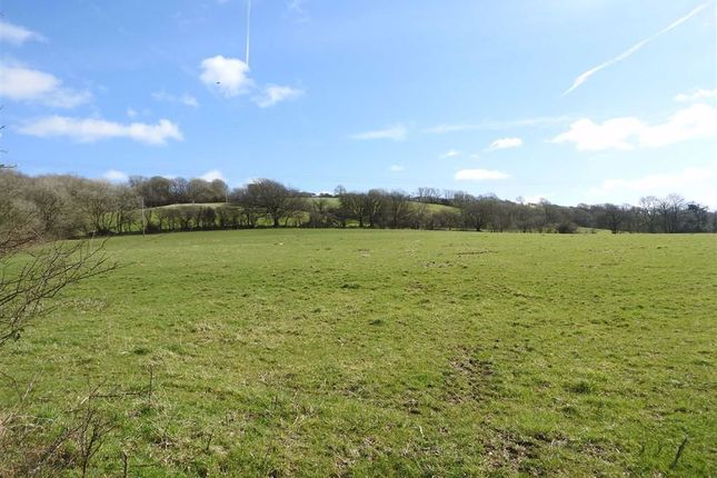 Thumbnail Land for sale in Llanfyrnach