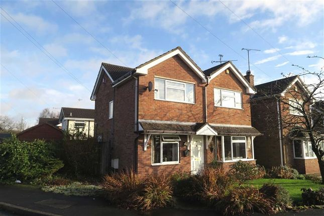 Thumbnail Detached house for sale in Crossfield Avenue, Blythe Bridge, Stoke-On-Trent
