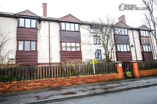 Thumbnail Flat for sale in Ashford Road, Sunderland