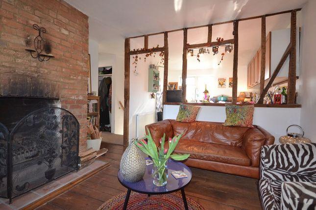 Thumbnail Flat for sale in Fairycroft Road, Saffron Walden