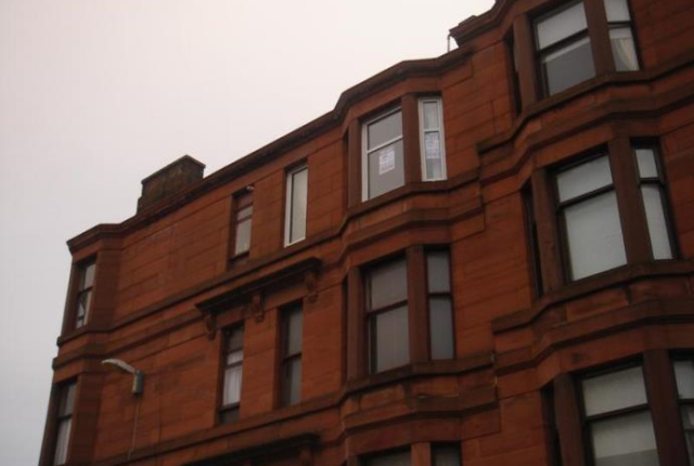 Thumbnail Flat to rent in Butterbiggins Road, Glasgow