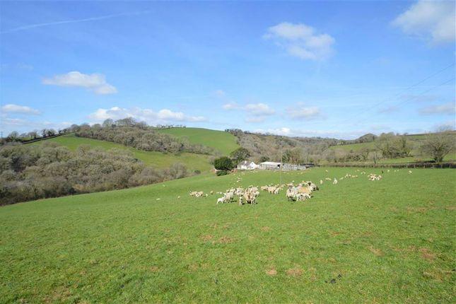 Thumbnail Farm for sale in Bere Ferrers, Yelverton