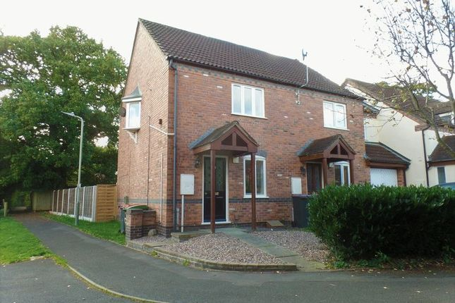 Semi-detached house for sale in Kew Gardens, Priorslee, Telford