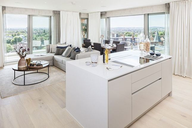 "Thumbnail Flat for sale in ""Malmo Penthouse"" at Evelyn Street, London"