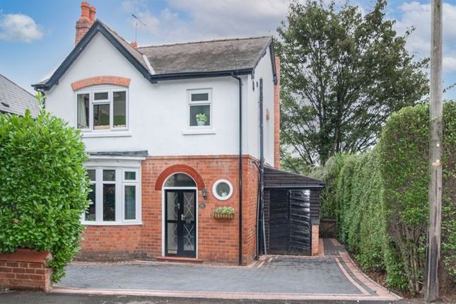 3 bed detached house for sale in Banners Lane, Halesowen B63