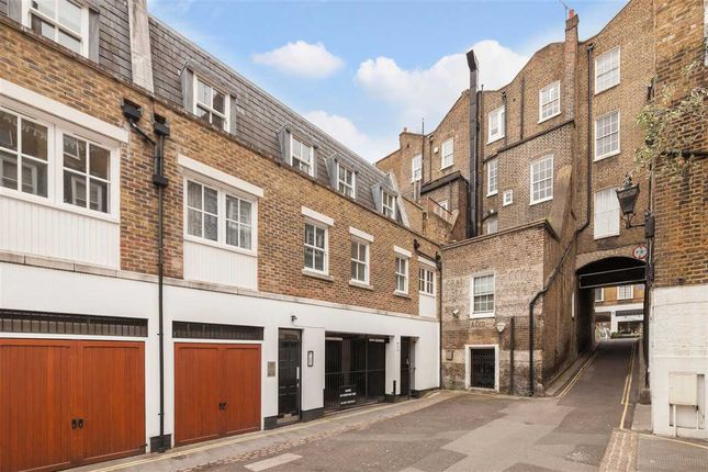 Exterior of Brook Mews North, London W2