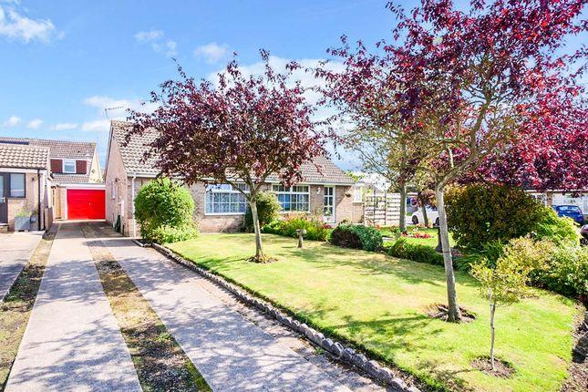 Thumbnail Bungalow for sale in Castle Close, Wigginton, York