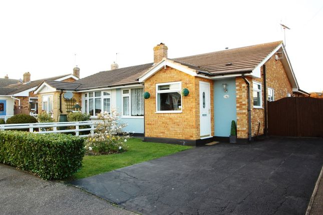 Thumbnail Semi-detached bungalow for sale in Kingsway, Tiptree, Colchester