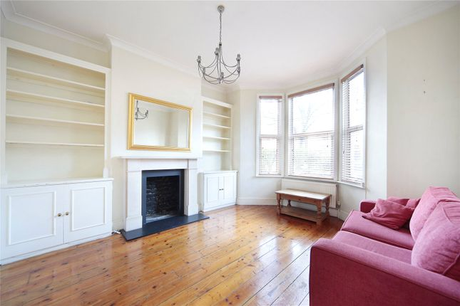 Thumbnail Flat to rent in Keildon Road, Battersea, London