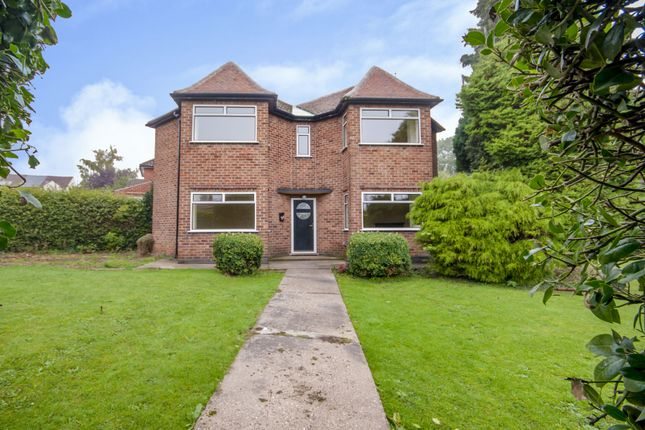 Thumbnail Detached house for sale in Hollycroft, Long Lane, Shirebrook