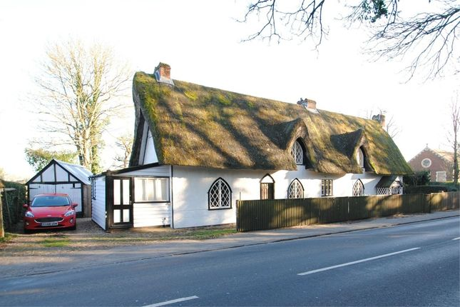 Thumbnail Cottage for sale in High Garrett, Braintree, Essex