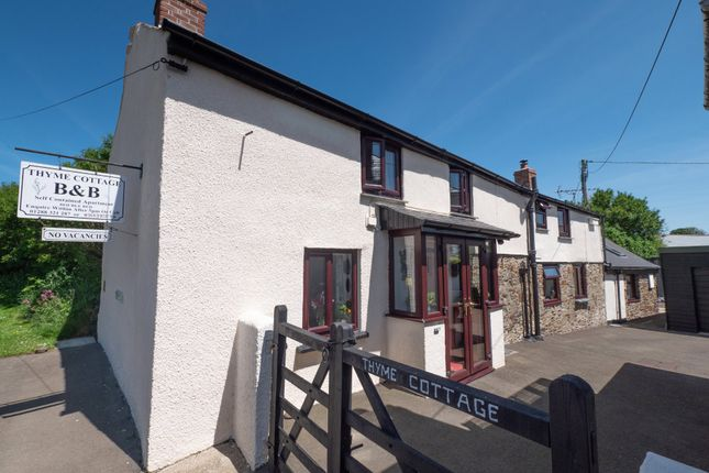 3 bed cottage for sale in Kilkhampton, Bude EX23