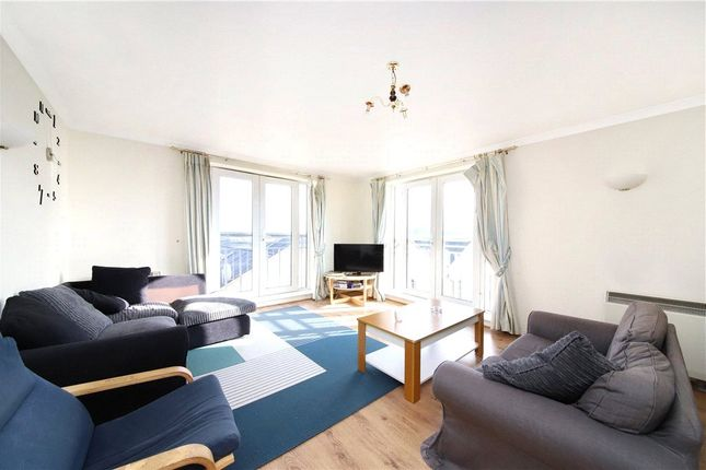 Thumbnail Property to rent in Millennium Drive, Isle Of Dogs, London