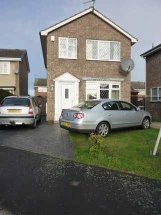 Thumbnail Detached house for sale in Staunton Road, Cantley, Doncaster, South Yorkshire