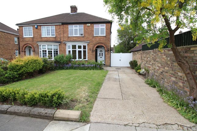 Thumbnail Semi-detached house for sale in Phelps Place, Grimsby