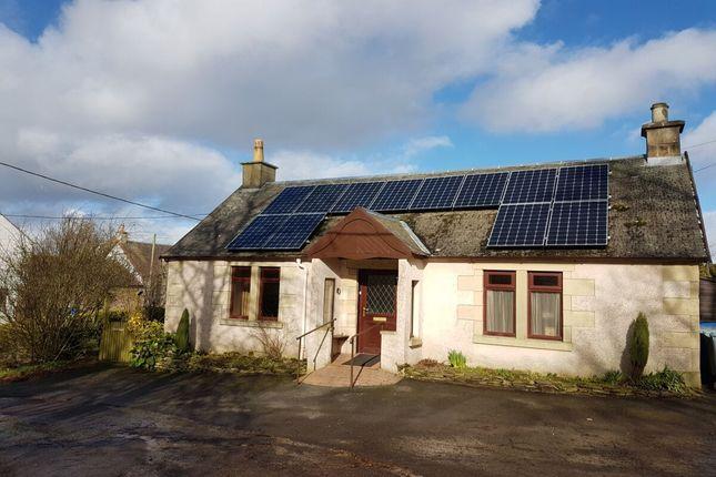 Thumbnail Bungalow to rent in Kirk Brae, Pettinain, Lanark