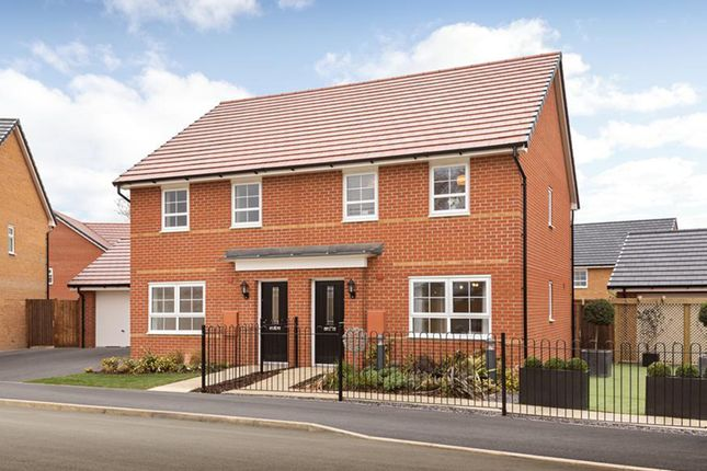 "Thumbnail Terraced house for sale in ""Maidstone"" at Station Road, Methley, Leeds"