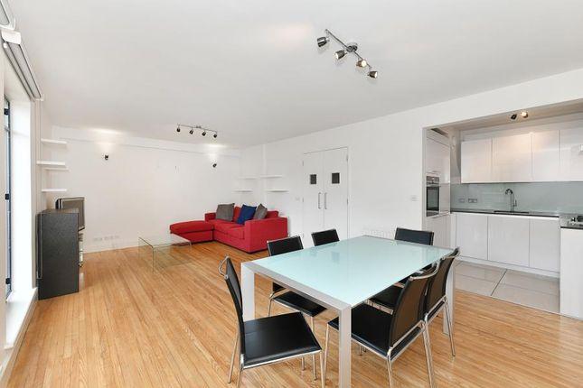 Thumbnail Flat to rent in Thornhill Bridge Wharf, Caledonian Road, London
