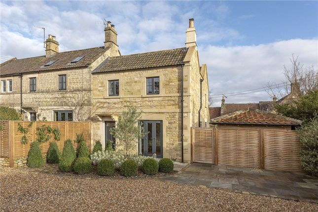 Thumbnail Semi-detached house for sale in Winsley, Bradford-On-Avon, Wiltshire