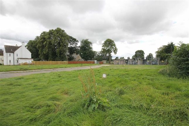 Thumbnail Land for sale in Kinloss Park, Morayshire