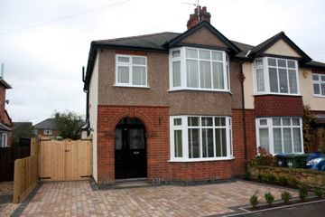 Thumbnail Semi-detached house to rent in Richmond Road, Rugby