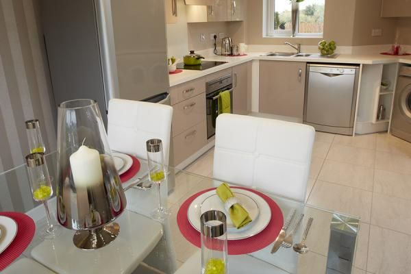 """3 bedroom property for sale in """"The Mulberry At Kings Park, Corby"""" at Gainsborough Road, Corby"""