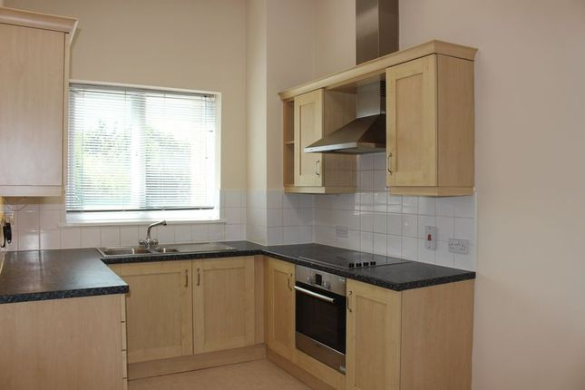 Thumbnail Flat for sale in Harrier Close, Calne