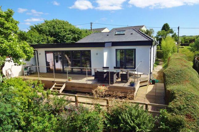 Thumbnail Detached bungalow for sale in Modbury, South Hams, Devon