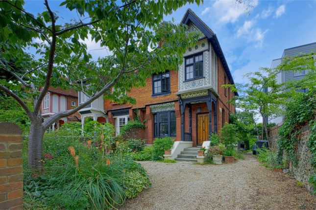 Thumbnail Semi-detached house for sale in Queen Street, Henley-On-Thames