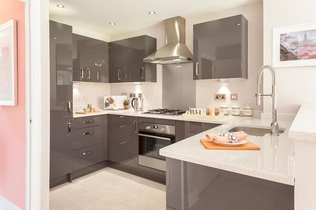 """4 bedroom semi-detached house for sale in """"Rochester"""" at Willowherb Road, Emersons Green, Bristol"""