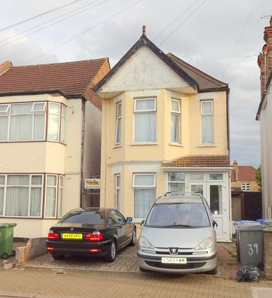 Thumbnail Detached house to rent in Egale Road, Wembley