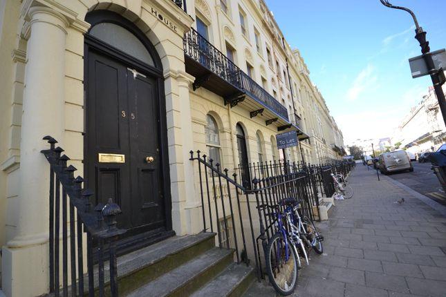 Studio to rent in Oriental Place, Brighton BN1