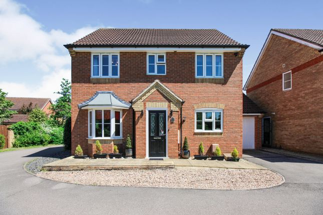 4 bed detached house for sale in Birchwood's Close, Market Rasen LN8