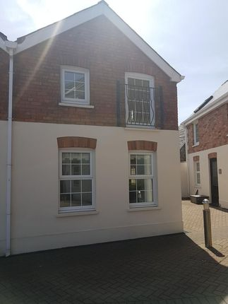 Thumbnail Terraced house to rent in Brodog Court, Fishguard