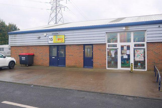 Thumbnail Restaurant/cafe for sale in Space To Play Unit 15, Stephenson Court, Gooch Avenue, Bedlington Ind Est, Bedlington Station