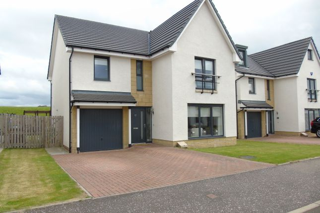 Thumbnail Detached house for sale in Cypress Rd, New Stevenson, Motherwell, North Lanarkshire