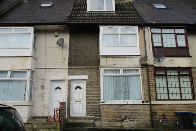 Thumbnail Terraced house to rent in Lilian Street, Bradford, West Yorkshire