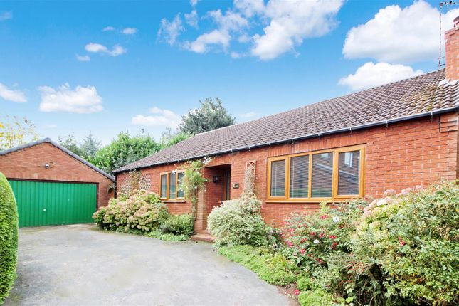 Thumbnail Detached bungalow for sale in Ryton Close, Blyth, Worksop