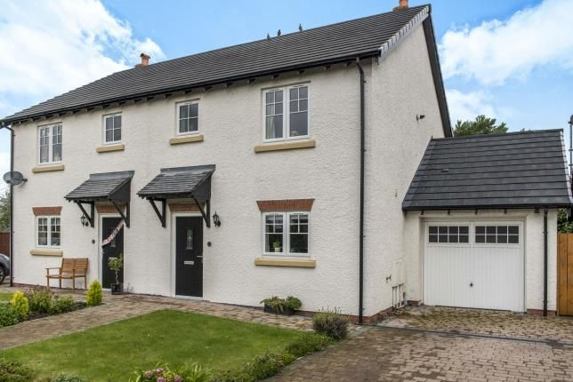 Thumbnail Semi-detached house for sale in Kings Close, Haskayne, Ormskirk, Lancashire