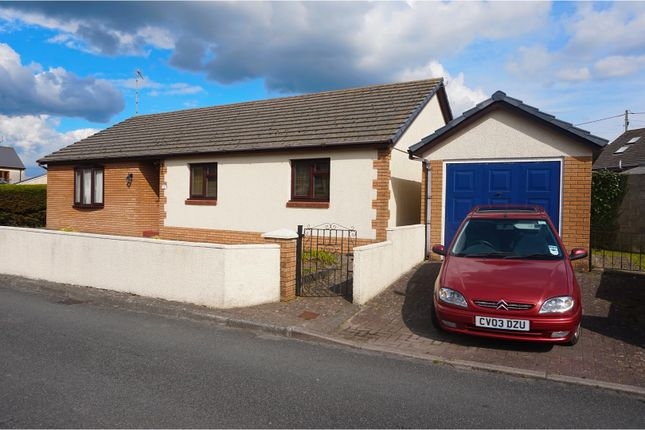 Thumbnail Detached bungalow for sale in Elm Grove Road, Kidwelly