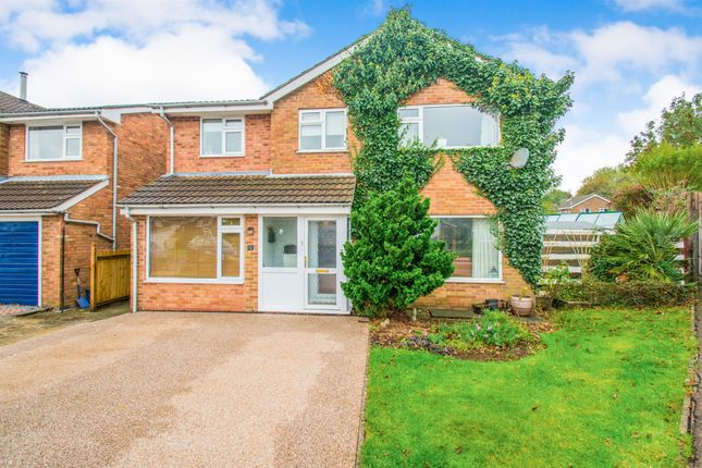 Thumbnail Detached house for sale in The Paddock, Chepstow